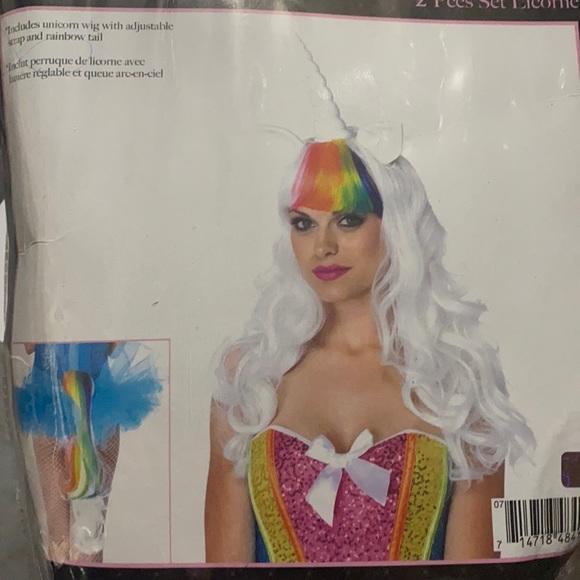 Rainbow unicorn kit